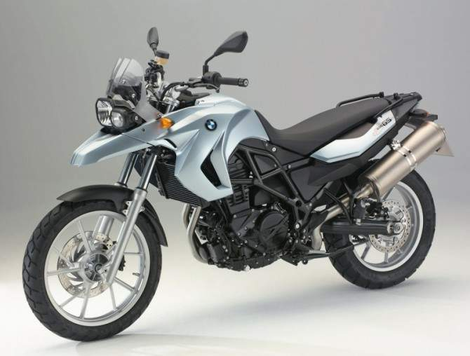 BMW F650 GS (08 onwards)